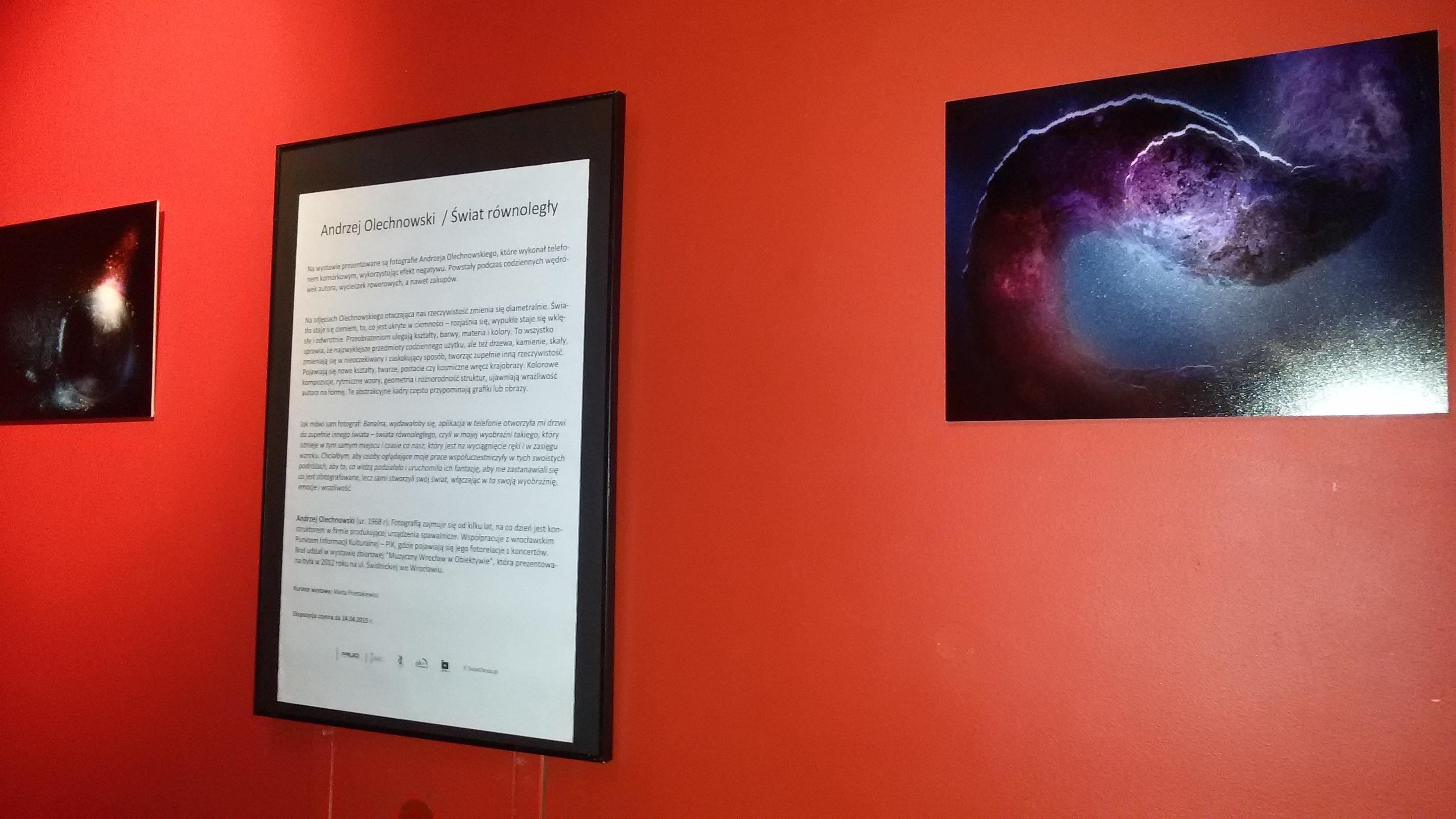 Wystawa w Firleju